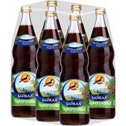 Черноголовка Напиток сильногазированный безалкогольный Байкал 1л х 6шт