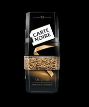 CARTE NOIRE Кофе растворимый сублимированный Original 190г