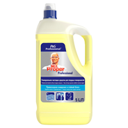 Mr.Proper Средство моющее универсальное для профессионалов лимон 5л