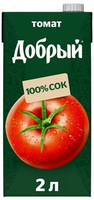 Добрый Сок томатный 2л