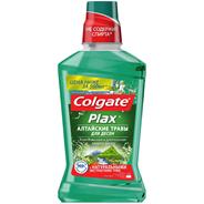 Ополаскиватель для полости рта COLGATE PLAX Алтайские травы, 500мл