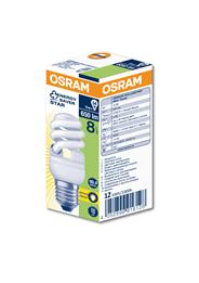 Osram Лампа энергосберегающая  MTW12W Е27 теплый свет