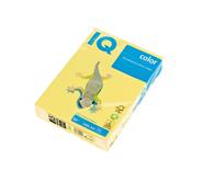 IQ Color Бумага цветная яркая А4 80 г/м2 500 л Канареечно - желтая
