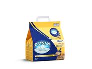 Catsan Наполнитель для кошачьих туалетов Ультра 5л