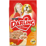 Darling Корм сухой для собак с птицей и овощами 10 кг