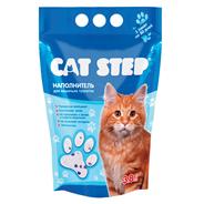 Cat Step Наполнитель для кошачьих туалетов гель 3,8 л