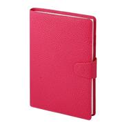 Infolio Ежедневник датированный Palette A5 Розовый