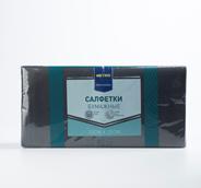 METRO Professional Салфетки чёрные 3 слоя 33х33см 250шт.