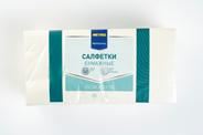 METRO Professional Салфетки трехслойные 33 х 33 ваниль 250 шт