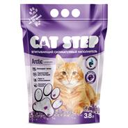 Cat Step Наполнитель для кошачьего туалета Лаванда 3,8 л