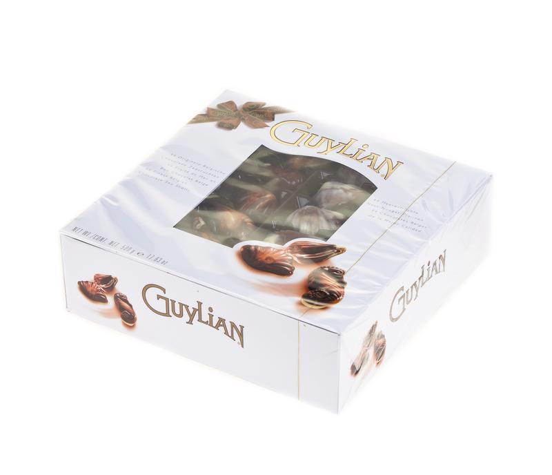 Шоколадные конфеты GUYLIAN Морские ракушки, 500г