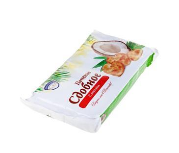 Печенье ПОЛЕТ сдобное с кокосом, 250г