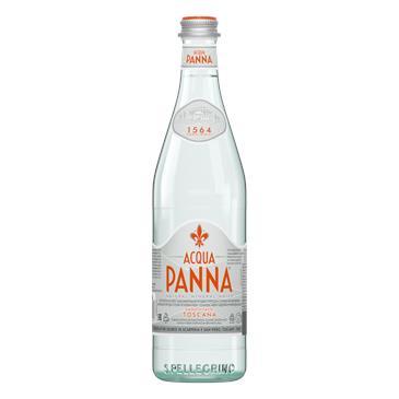 Вода минеральная ACQUA PANNA без газа, стекло, 0,75 л