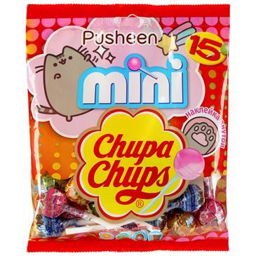 Леденцы CHUPA CHUPS Mini, 15х6г
