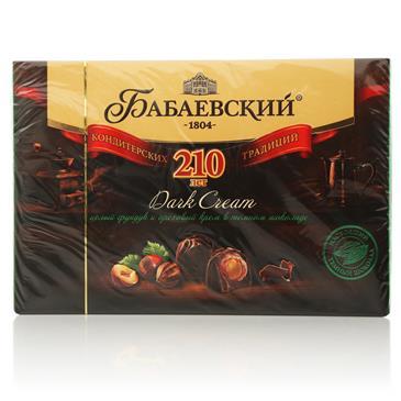 Конфеты БАБАЕВСКИЙ с фундуком, 200г