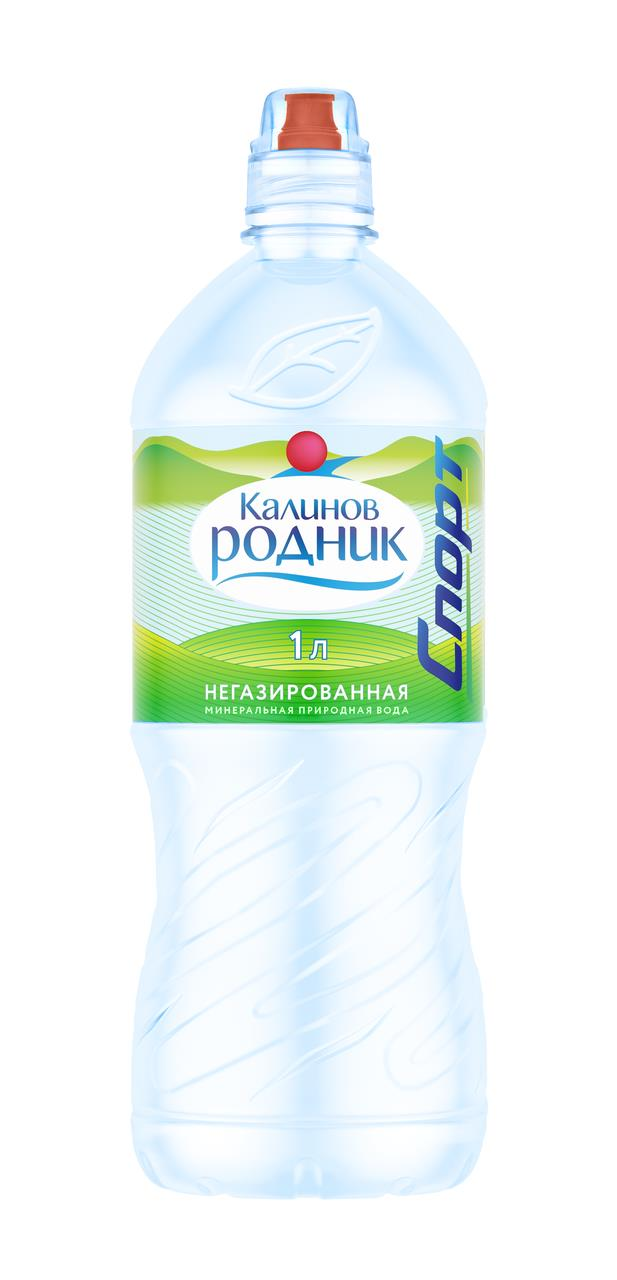 Вода Калинов Родник Спорт Б/ГАЗА 1 л