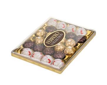 Шоколадные конфеты FERRERO ROCHER Collection, 260г