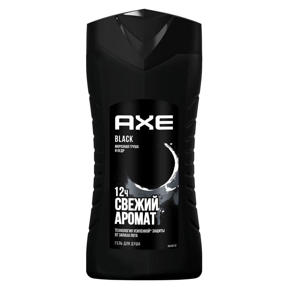 Гель для душа AXE Black, 250мл