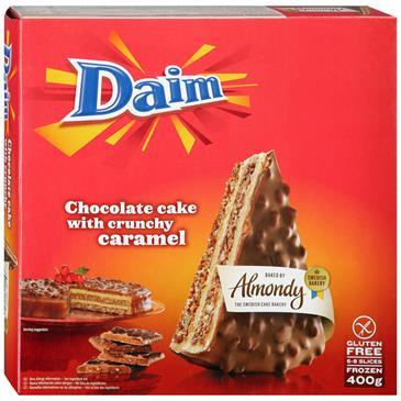 Торт ALMONDY Daim, 400 г
