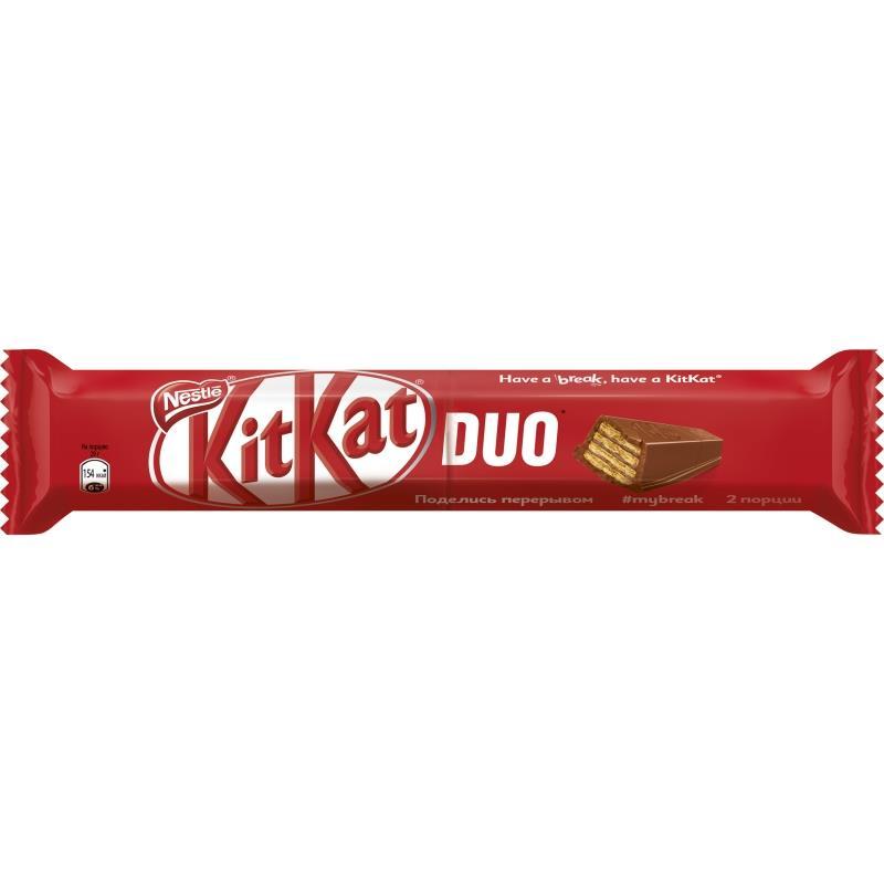 Шоколад KIT KAT, 58 г
