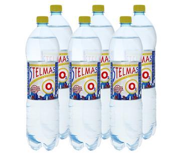 Минеральная вода STELMAS O2 негазированная, 5 л