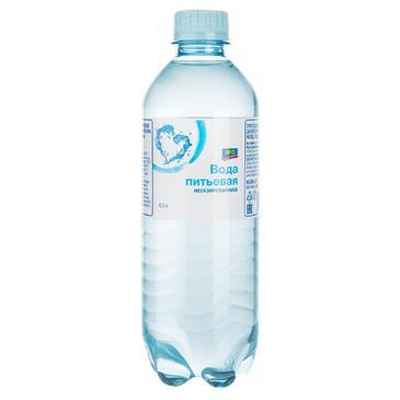 Питьевая вода ARO Негазированная, 05 л