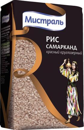 Рис САМАРКАНД МИСТРАЛЬ Самарканд, 500 г