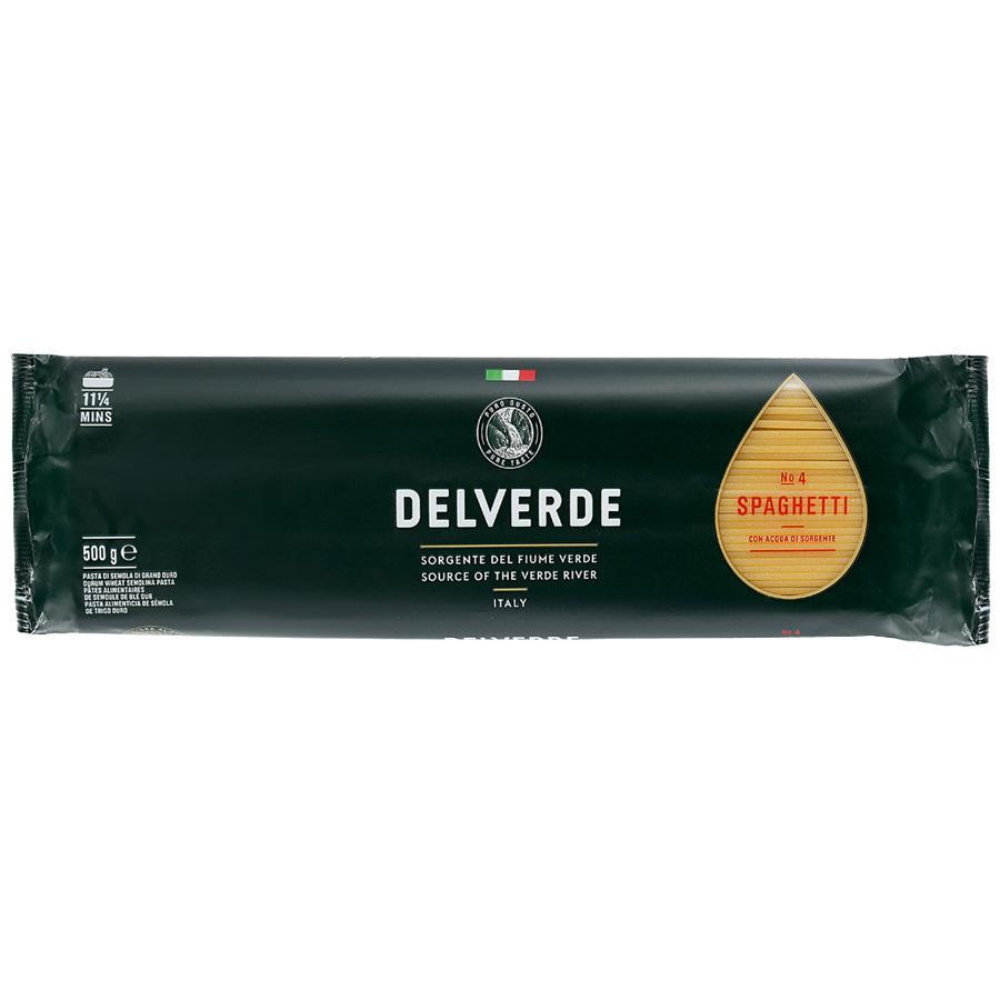 Спагетти DELVERDE №4, 500 г