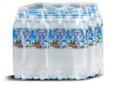 Вода СЕНЕЖСКАЯ + Кислород O2, 0,5 л