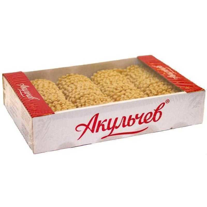 Печенье вафельное рассыпчатое АКУЛЬЧЕВ, 2 кг