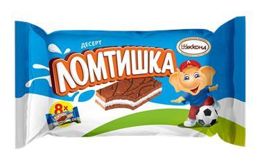 Десерты ЛОМТИШКА 160 г
