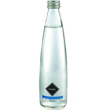 Вода RIOBA негазированная, 0,33л