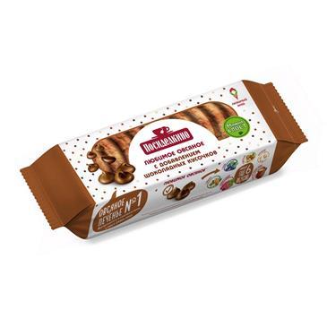 Печенье ПОСИДЕЛКИНО овсяное с шоколадными кусочками, 310г