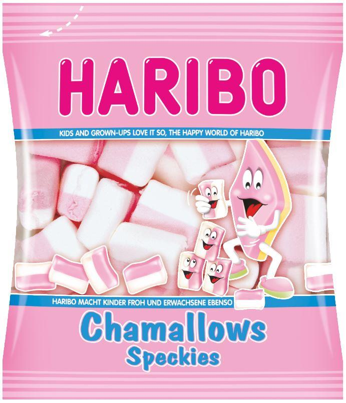 Маршмеллоу HARIBO Chamallows Speckies, 90 г