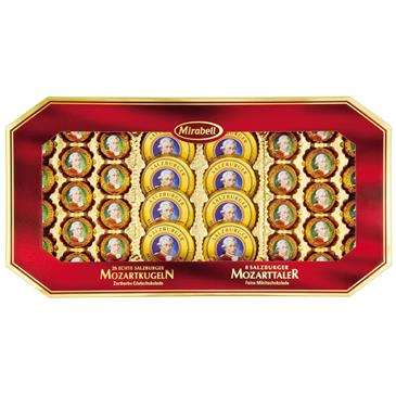 Шоколадные конфеты MIRABELL, 600г