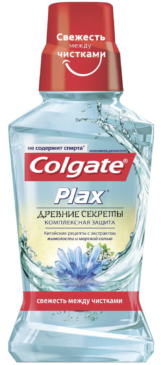 Ополаскиватель для полости рта COLGATE Plax Древние секреты, 250 мл