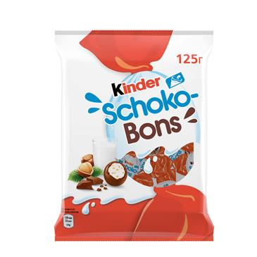 Конфеты KINDER Choco-Bons, 125 г