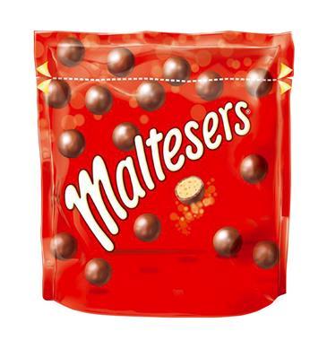 Шоколадные шарики MALTESERS, 175 г