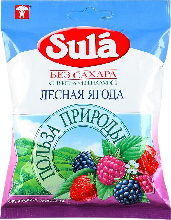 Леденцы SULA, 60 г