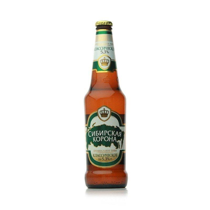 домашних картинки сибирская корона пиво можно