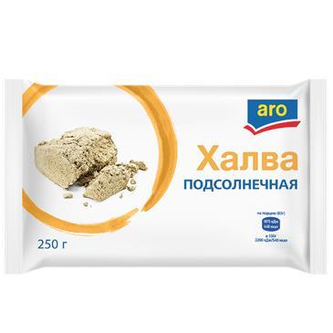 Халва ARO Подсолнечная, 250 г
