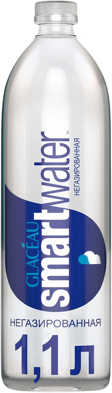 Минеральная вода SMART WATER 1.1 л