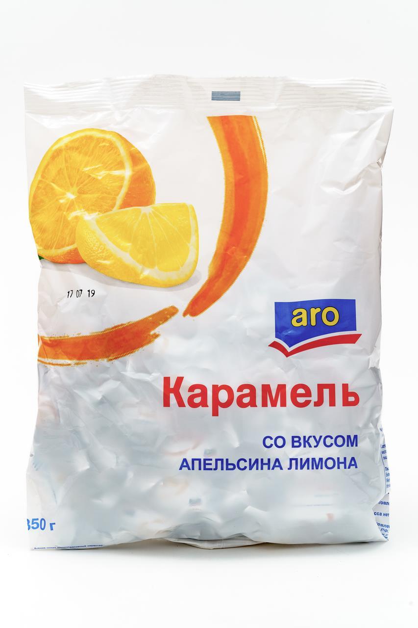 Карамель ARO С начинкой, 350 г