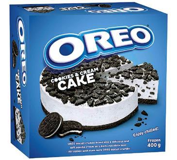Шоколадный торт OREO 400 г