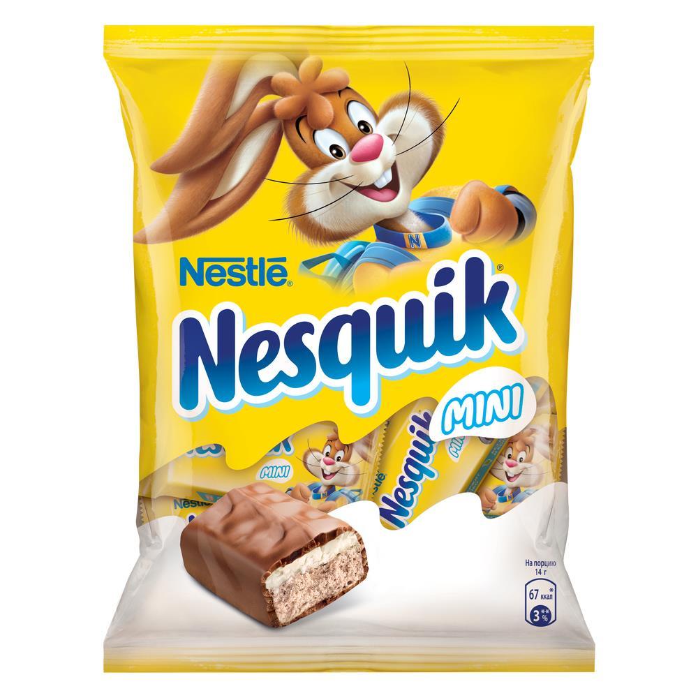 Конфета Mini NESQUIK, 186 г
