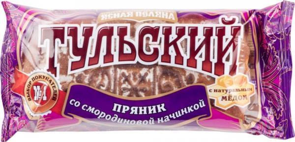 Пряник ТУЛЬСКИЙ Смородина, 140 г