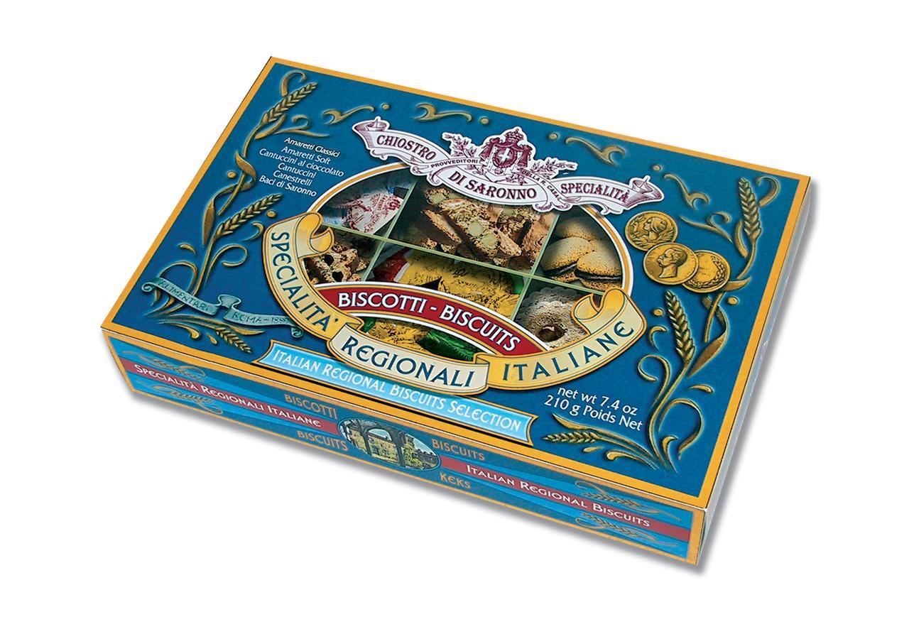 Печенье CHIOSTRO DI SARONNO Ассоти, 210 г