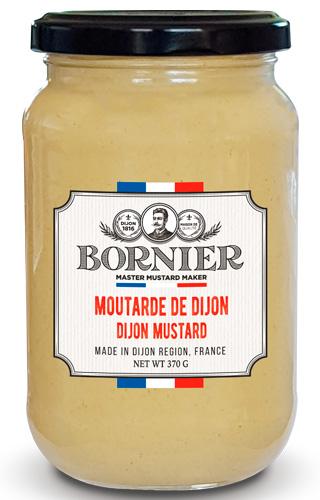 Горчица BORNIER Дижонская острая, 370 г