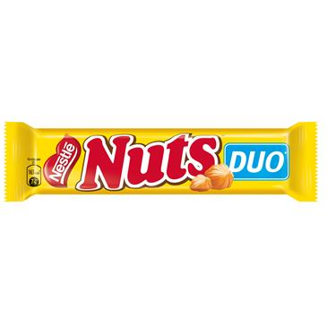 Батончик NUTS Мегабайт, 66г